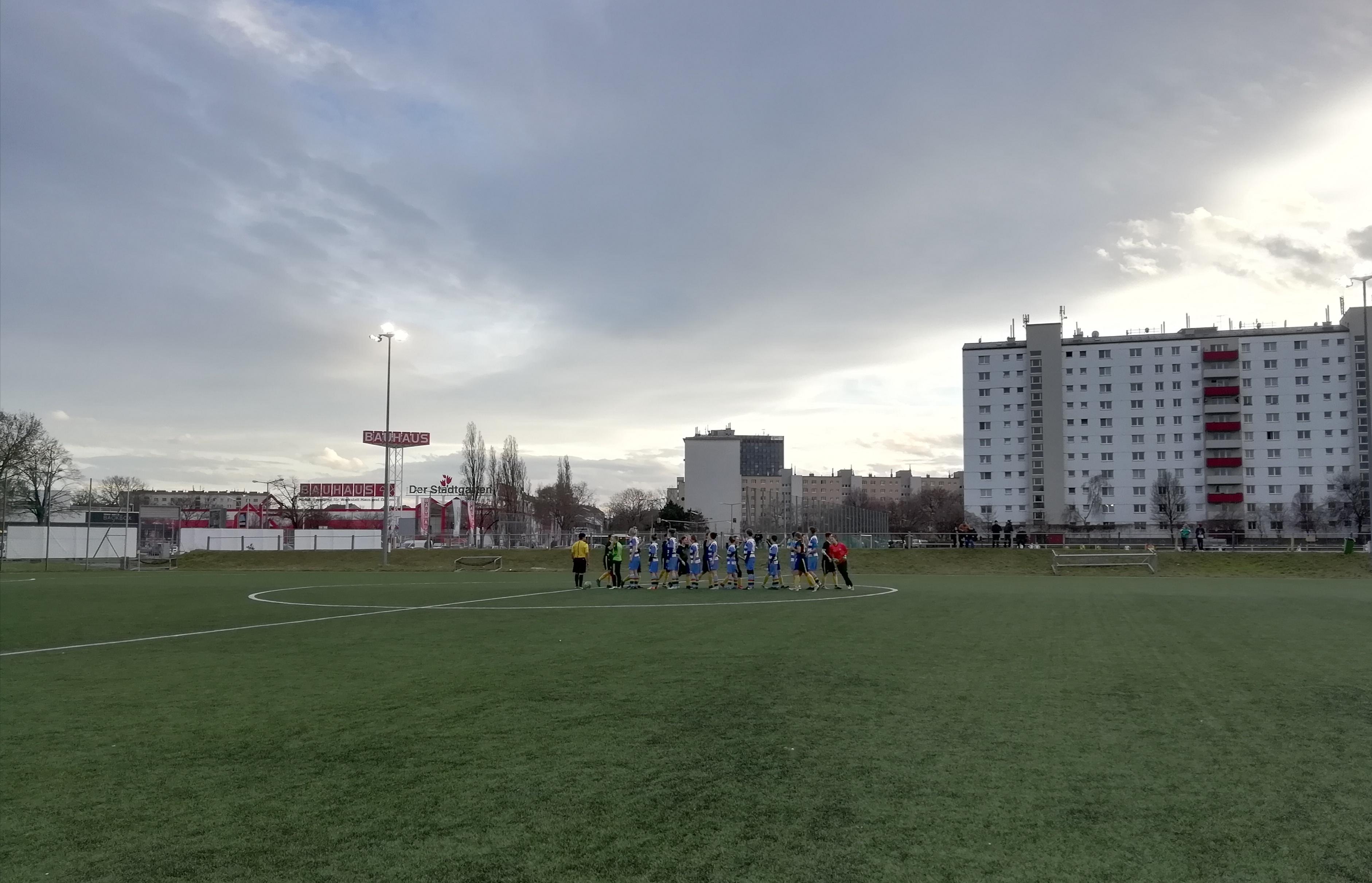 Dynama vs. SPG Siemens Donaustadt Testmatch