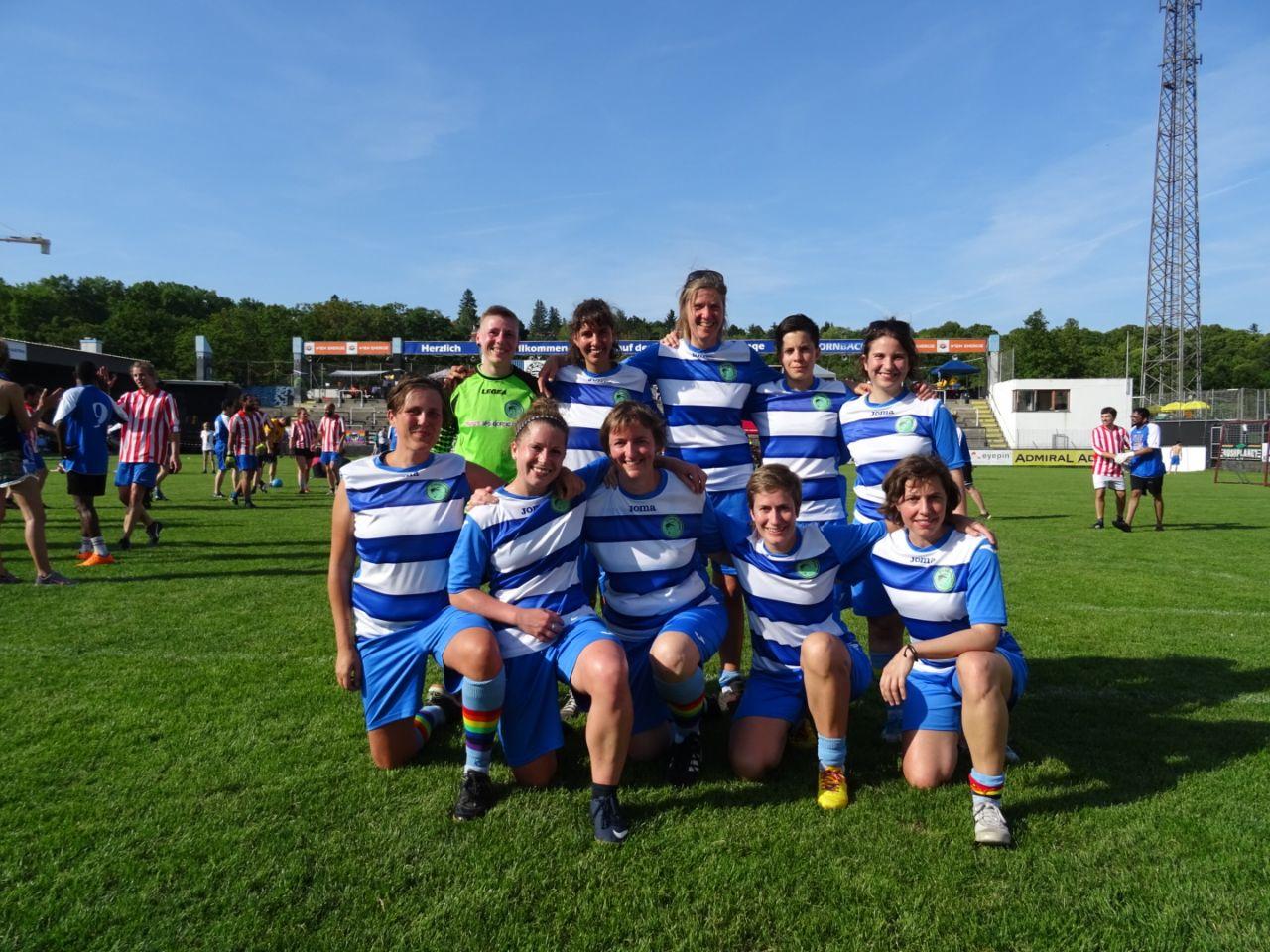 Dynama beim Ute Bock Cup 2019